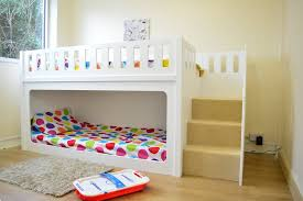 Make Your Own Wooden Bunk Bed by Make Your Kids Healthy And Active Bunk Beds With Stairs Bunkbeds