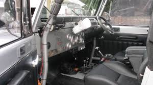 jeep scrambler 4 door 1984 jeep cj 8 scrambler f130 seattle 2014