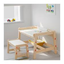 bureau enfant flisat bureau pour enfant réglable ikea