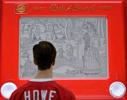 chicago etch a sketch artist re creates art institute painting