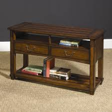 Hammary Sofa Table by Mission 2 Drawer Console Table By Hammary Wolf And Gardiner Wolf