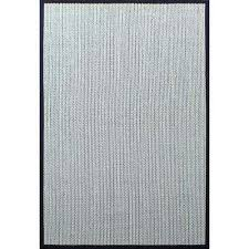 Black And Cream Rug Sisal Area Rugs Rugs The Home Depot