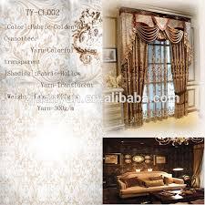 Indian Curtain Fabric Window Curtain Designs For Dubai Embroidery Curtain Fabric Buy
