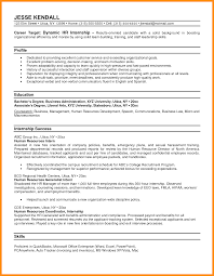 Sample Resume For Hr Coordinator Sample Resume Hr Generalist Canonical Hr Resumes Template