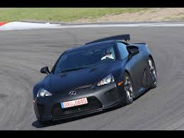 lfa lexus black 2012 lexus lfa black front angle speed top 1280x960 wallpaper