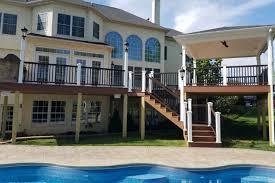 Cornwell Pool And Patio Montgomery U0026 Bucks County Awnings Decks Patios And More Paul
