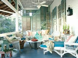 inspiring coastal cottage porch designs