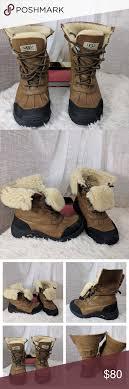 s adirondack ugg boots otter ugg adirondack boot ii s boots in otter ugg