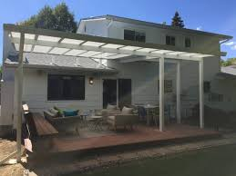 Transparent Patio Roof Semi Transparent Polycarbonate Panel Patio Covers Denver Patio