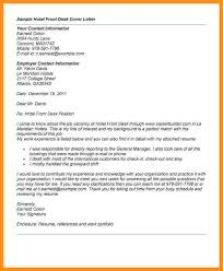 Cover Letter For Front Desk Position Front Desk Hotel Cover Letter 28 Images Hotel Front Desk