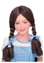 Toddler Dorothy Halloween Costume Toddler Dorothy Costume Wizard Oz Halloween Costumes Toddlers