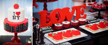 New York City Themed Party Decorations - new york themed party cakes home party theme ideas