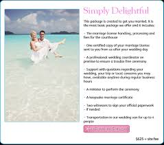 wedding planner packages st wedding packages weddings on st and st