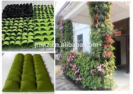 flora felt living wall planter vertical garden buy flora felt