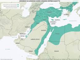Present Day Ottoman Empire Mena Ottoman Europe Colonies 1280 Modern Day Ottoman Empire