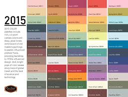 home design color trends 2015 5 trendy paint palettes expanding home design in 2015 industry