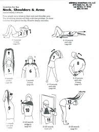 Computer And Desk Stretches 170 Best Massage Images On Pinterest Health Low Back Pain And