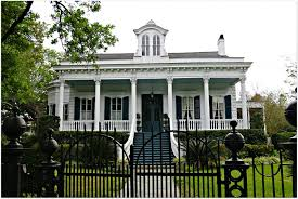 love these plantation looking homes with these large porches high