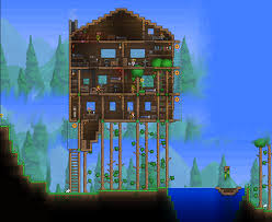 how did they get their trees of equitable height terraria
