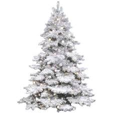 christmas tree artificial buy pre lit 4 5 39 x 44 quot alaskan dura lit artificial
