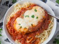 prego chicken parmesan recipe genius kitchen