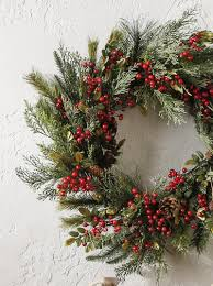 christmas greenery floral u2014 peppermint forest