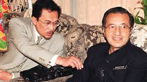 if anwar and mahathir have kissed and made up should najib be