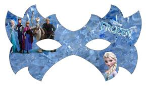 frozen free printable mask frozen party pinterest frozen