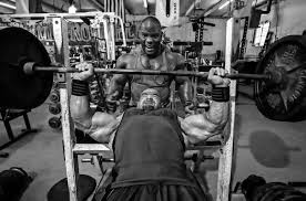 triceps close grip bench press fitness powerup