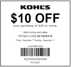 black friday kohls 2014 10 off 25 kohl u0027s promo code 11 7 11 11 only