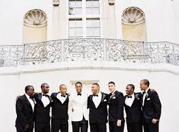 groomsmen attire for wedding dramatic bridesmaid dresses archives southern weddings