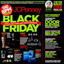 jc penney black friday ad leaked