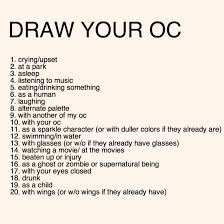 Challenge What To Do 20 Day Drawing Challenge By Thediamondlucario On Deviantart