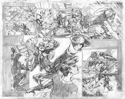 comic book artist yildiray cinar