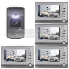 Halloween Escape Unmasked Walkthrough by Enter Key Doorbell U0026 7 Inch Color Lcd Display Video Door Phone
