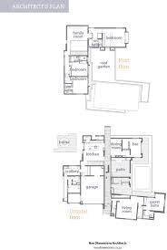 a city escape house plan sa garden and home