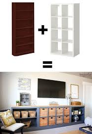 Cheap Diy Home Decor Projects 10 Best Ikea Hacks That Will Transform Your Home Ikea Hack