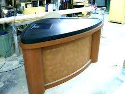 Small Receptionist Desk Receptionist Desk Ideas Small Receptionist Desks Best Small