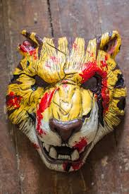 tiger mask halloween inspired tony hotline miami payday 2 the heist mask game
