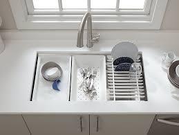 prolific stainless steel kitchen sink k 5540 prolific under mount stainless steel sink with accessories