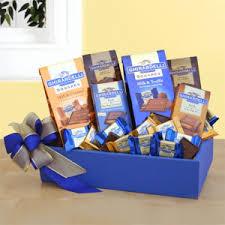 chagne gift baskets ghirardelli gift basket sympathy sweet baskets
