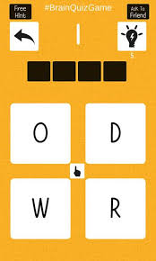 word for android brain quiz just 1 word for android free brain quiz