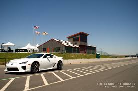 lexus lfa in the usa driving the lexus lfa lexus enthusiast