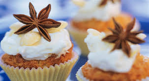 thanksgiving cupcake recipes ideas cupcake recipe easy pear and anise cupcake recipe