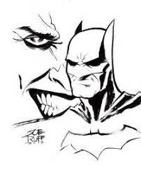 simple batman sketches image mag