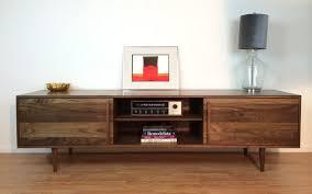 credenza unit kasse credenza tv stand in solid walnut 84 l x 19 w x 24 h