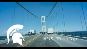 Interactive Map Msu Msu Road Trip Highlights Youtube