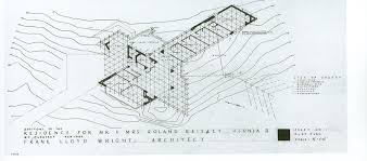 frank lloyd wright floor plan frank lloyd wright reisley house google search architecture