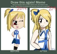 Ahh Meme - ahh lol draw it again meme by kawaiifriendlydrawer on deviantart