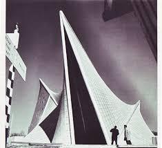 le de bureau philips philips pavilion le corbusier brussels expo 1958 membrane
